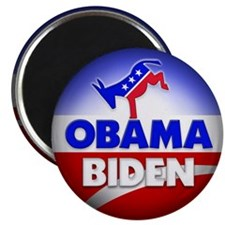 Obama Biden Democrats Magnet