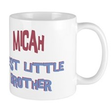 Micah - Best Little Brother Mug