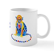 Isabella's Monkey Mug