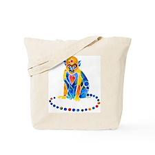 Isabella's Monkey Tote Bag