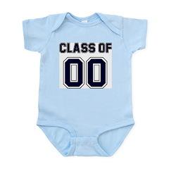 Class of 2000 Infant Creeper