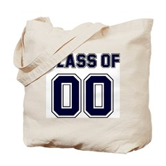 Class of 2000 Tote Bag