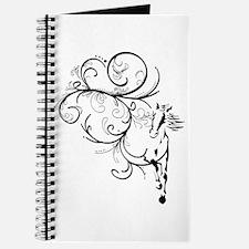 Horse Flourish Journal