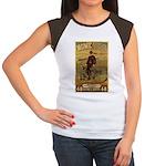 Howe Bikes & Trikes Women's Cap Sleeve T-Shirt
