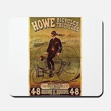 Howe Bikes & Trikes Mousepad
