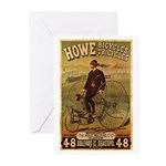 Howe Bikes & Trikes Greeting Cards (Pk of 10)