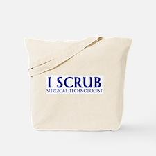 I SCRUB ST Tote Bag