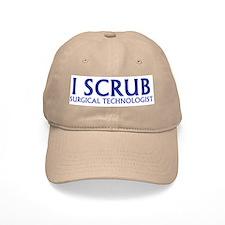 I SCRUB ST Baseball Cap