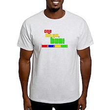One Dollar, Bob! Ash Grey T-Shirt