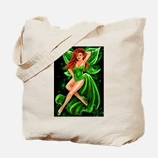 Green Fairy Tote Bag