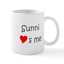 Sunni Mug