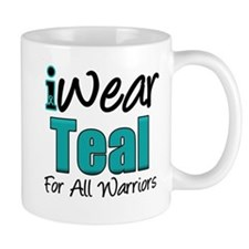 Ovarian Cancer Survivors Mug