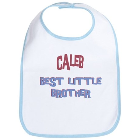 Caleb - Best Little Brother Bib