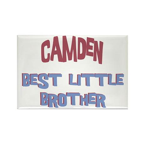 Camden - Best Little Brother Rectangle Magnet