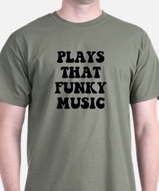 Plays Funky T-Shirt