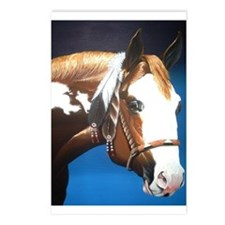 Native Paint Horse Postcards (Package of 8)
