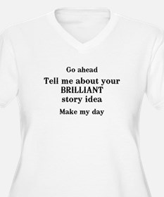Go ahead...brilliant T-Shirt