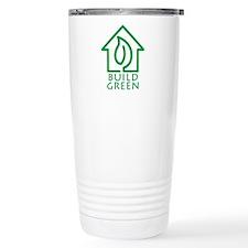 Build Green Travel Mug