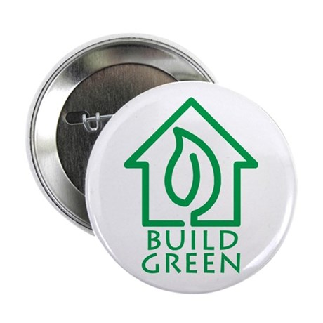 """Build Green 2.25"""" Button (10 pack)"""
