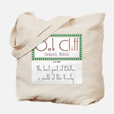 Oak Ciff Tote Bag