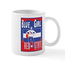 Colorado Blue Girl Mug