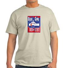 Colorado Blue Girl T-Shirt