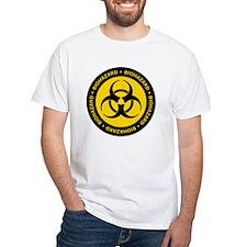 Yellow & Black Biohazard Shirt