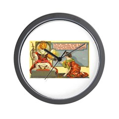 King Jack Wall Clock