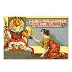 King Jack Postcards (Package of 8)