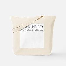 I have PDSD Tote Bag