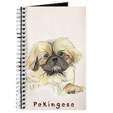 Pekingese by Shawna Pauley Journal