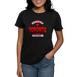 Toronto Ontario Women's Dark T-Shirt
