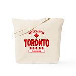 Toronto Ontario Tote Bag