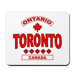 Toronto Ontario Mousepad