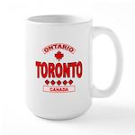 Toronto Ontario Large Mug