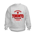 Toronto Ontario Kids Sweatshirt