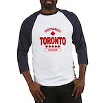 Toronto Ontario Baseball Jersey