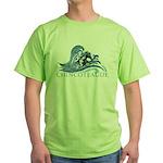 Chincoteague Pony Green T-Shirt