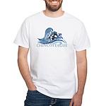 Chincoteague Pony White T-Shirt