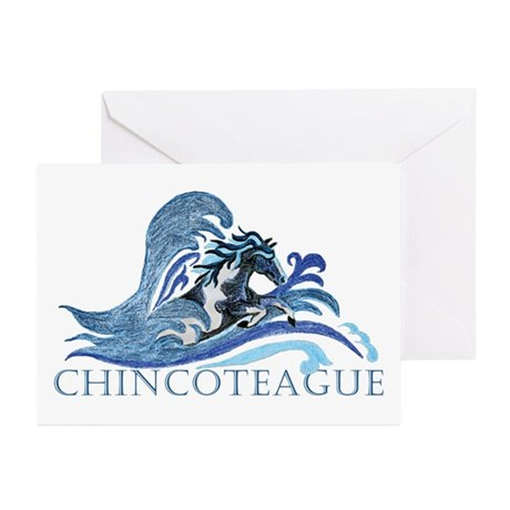 Chincoteague Pony Greeting Cards (Pk of 20)