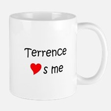 Unique Terrence Mug