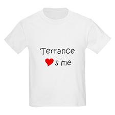 Terrance name T-Shirt