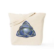 Trinity Knot Tote Bag