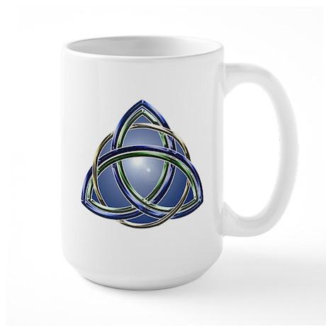 Trinity Knot Large Mug
