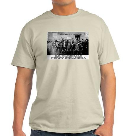 Oklahoma Territory Light T-Shirt