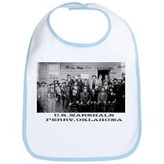 Oklahoma Territory Bib