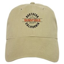 Sunnyvale California Baseball Cap