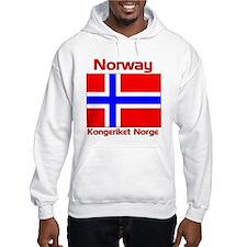 Norway Kongeriket Norge Hoodie