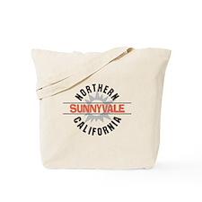 Sunnyvale California Tote Bag