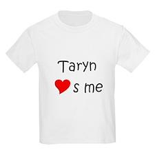 Cute Heart taryn T-Shirt
